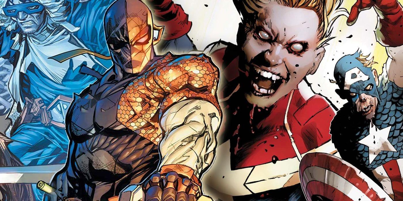 Marvel Zombies y DCeased tienen otra similitud de miedo
