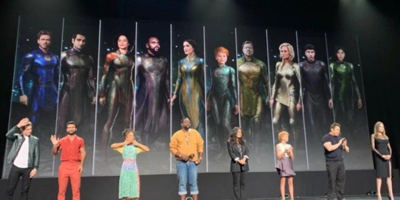 Marvel's The Eternals: fecha de lanzamiento y elenco actualizado