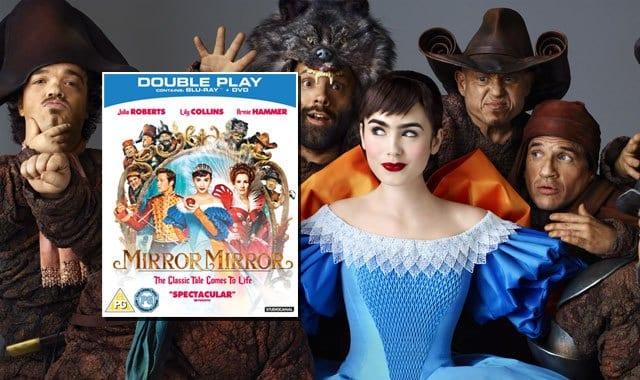 Mirror Mirror Blu-ray review
