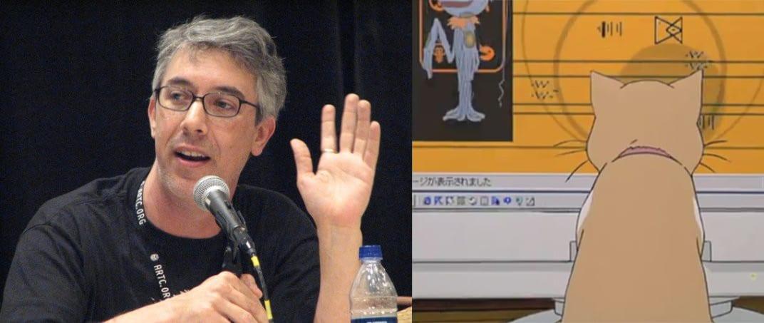 Neil Kaplan recuerda a Digimon: la película (VIDEO)