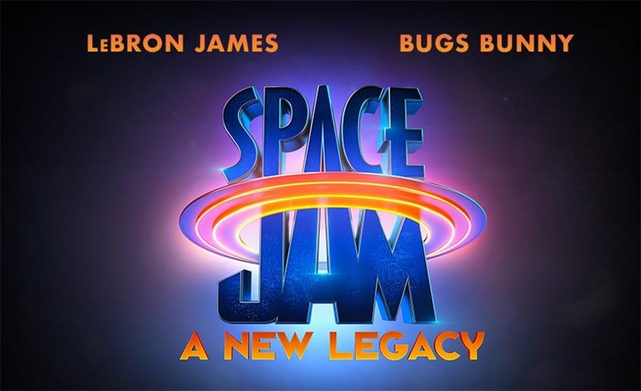 Nuevo logotipo de la película Space Jam revelado por Lebron James