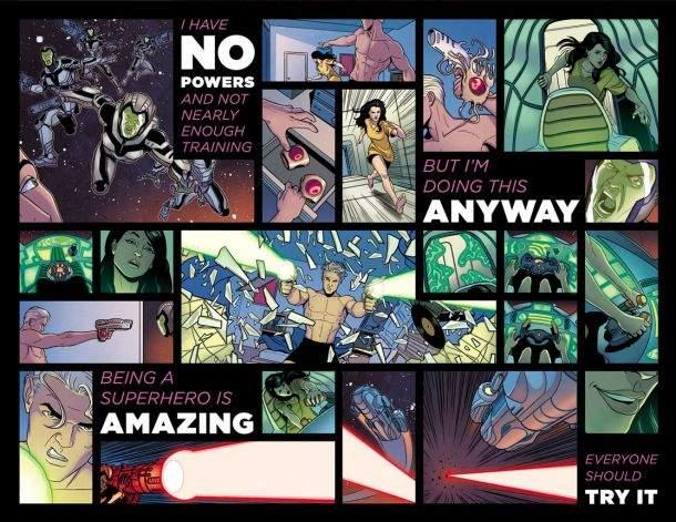 Jóvenes Vengadores 3