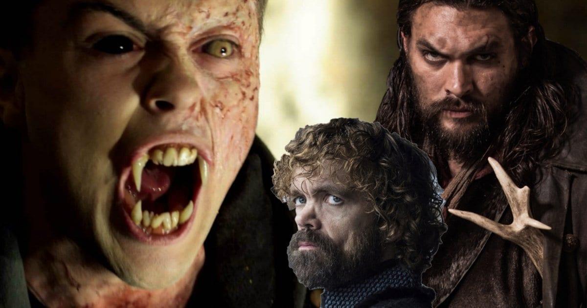 Peter Dinklage y Jason Momoa se unen para Vampire Adventure Good Bad & Undead