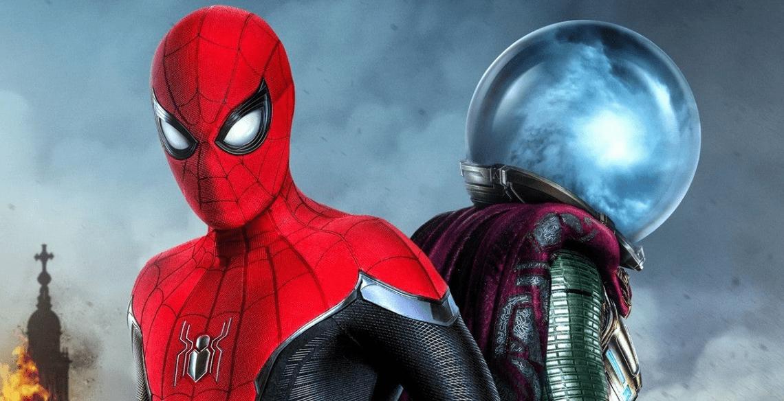 """REVISIÓN: """"Spider-Man: Far From Home"""" - Paseo divertido a pesar de sus pequeños baches"""