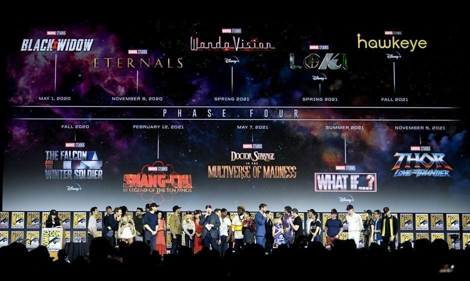 ROMPIENDO: Marvel mueve las fechas de lanzamiento de 'Doctor Strange 2', 'Spider-Man 3' y 'Thor 4'