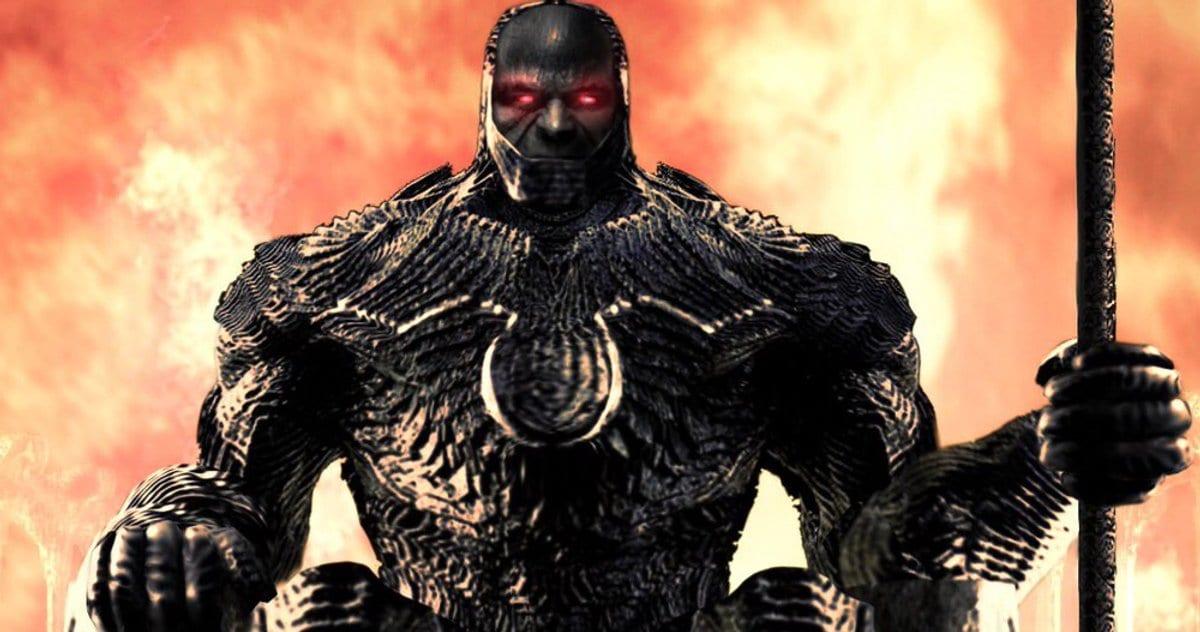 Ray Porter confirma el papel de Darkseid en la Liga de la Justicia de Zack Snyder