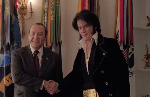 Revisión de Elvis y Nixon