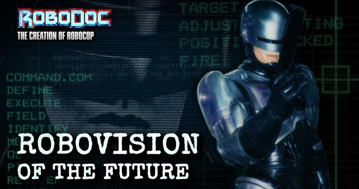 RoboDoc: la creación de RoboCop Major Firepower - Explorando una franquicia [Exclusive Preview]