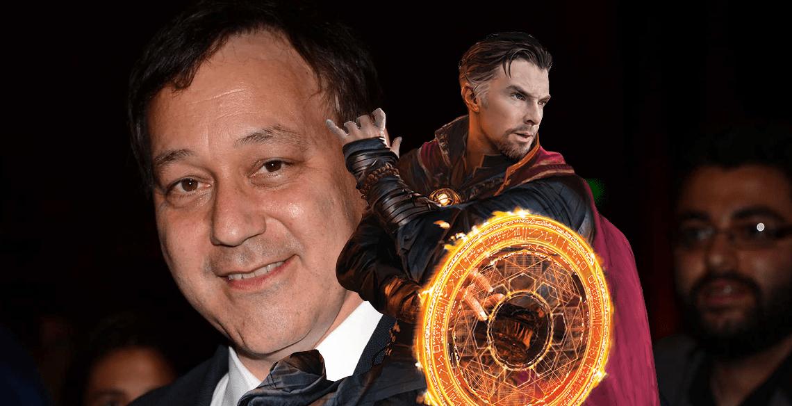 """Sam Raimi confirmado como director de la secuela de """"Doctor Extraño"""""""