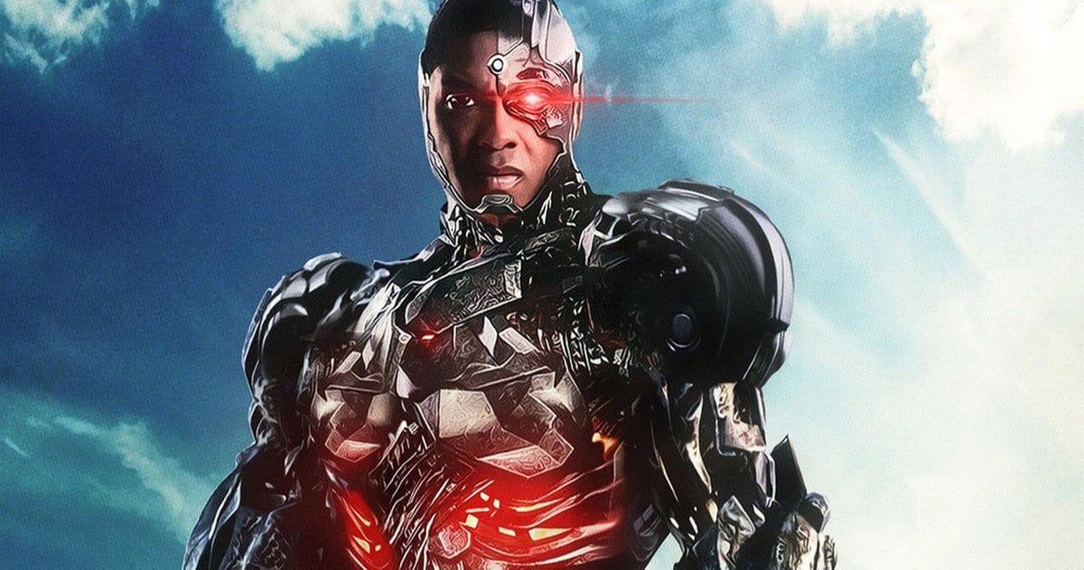 Snyder cortó la llamada telefónica tuvo un actor cyborg emocionado desatando un tsunami de malas palabras