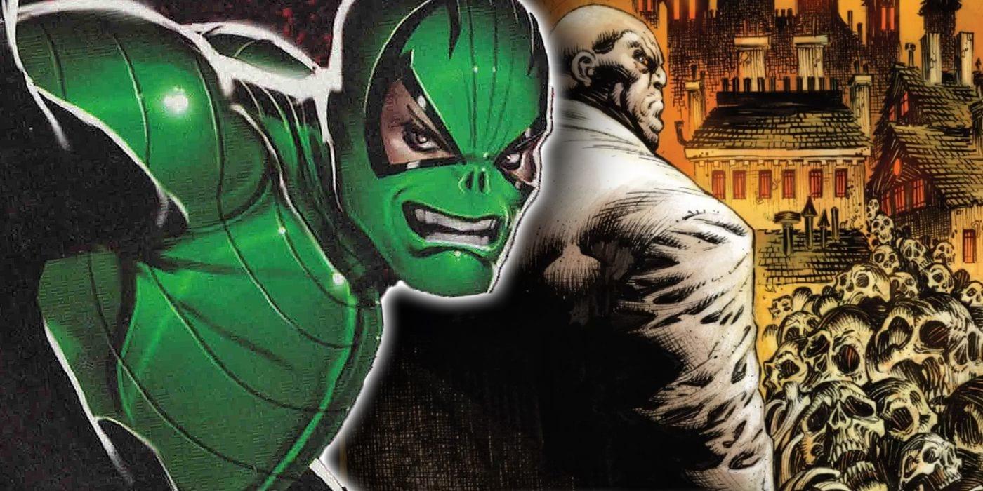 Spider-Man: Scorpion obtiene un cambio de imagen a raíz de la carnicería absoluta