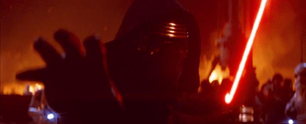Star Wars: El despertar de la fuerza: por qué un sable de luz es central en la historia