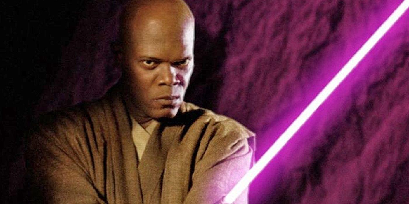 Star Wars: Mace Windu Casi ASESINÓ a un Jedi: esto es lo que lo detuvo