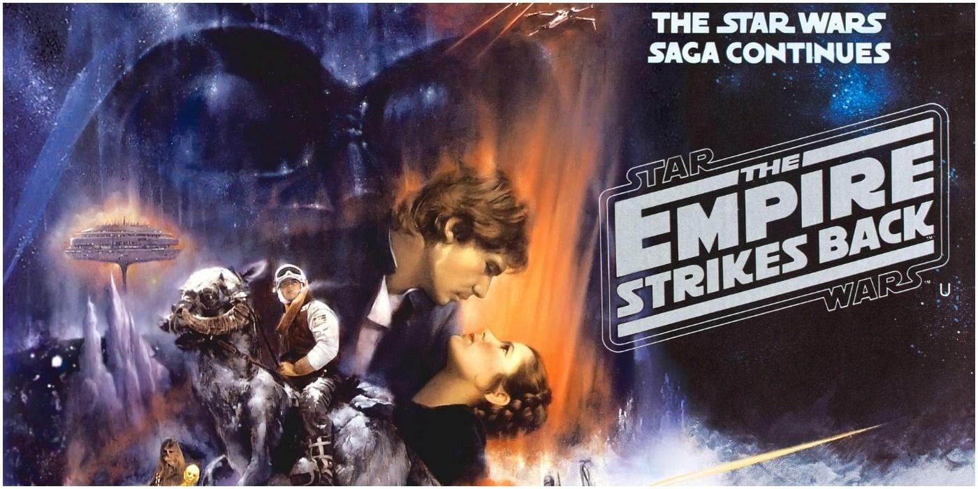 Star Wars celebra el aniversario de Empire Strikes Back con BTS Supercut