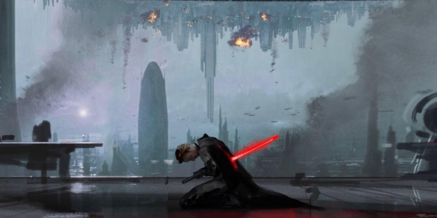 Star Wars: la cobarde más grande de la saga de Skywalker fue casi un Lord Sith trágico