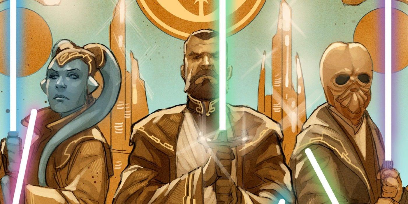 Star Wars retrasa la alta república hasta enero de 2021