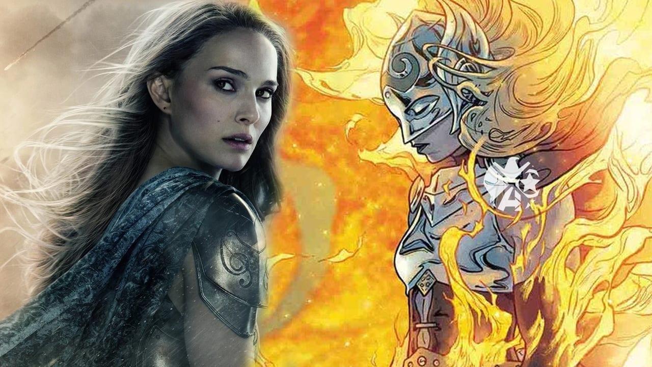 "Taika Waititi presenta su primer vistazo al arte de ""Thor: Amor y Trueno"""