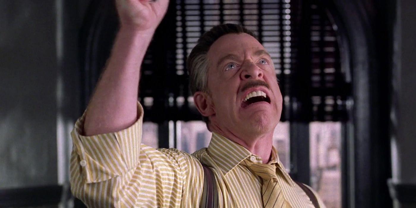 Teoría de los fanáticos: J. Jonah Jameson estaba vendiendo fotos de Spider-Man de Peter Parker