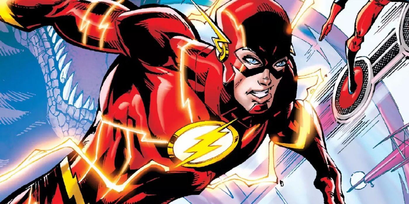 The Flash revela el efecto secundario OSCURO de su velocidad