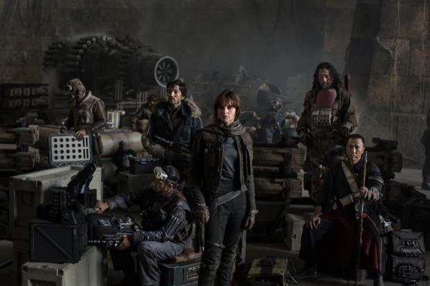 The Force se encoge de hombros: ¿los fanáticos de Star Wars deberían preocuparse por Rogue One?