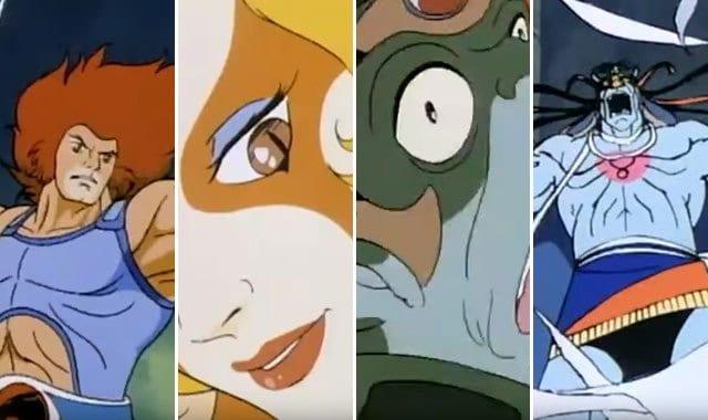 ThunderCats y el impacto de la animación japonesa en el cine