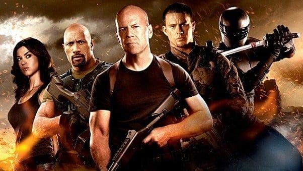 Un G.I. El reinicio de la película Joe está sucediendo, por supuesto, en Paramount