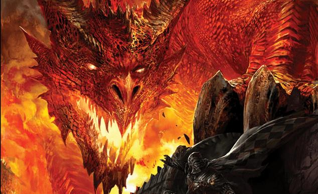 Una película de Dungeons & Dragons en desarrollo con el ex vicepresidente de Marvel