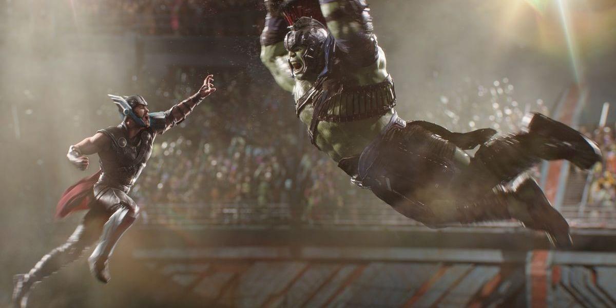 VIDEO: Thor vs. Hulk - ¿Quién es el vengador más fuerte del MCU?