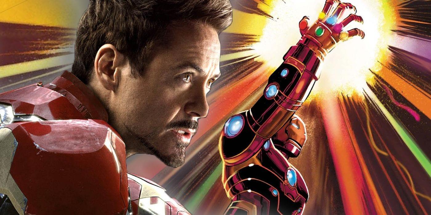 Vengadores: lo que REALMENTE sucedió cuando Iron Man usó el Guante Infinito