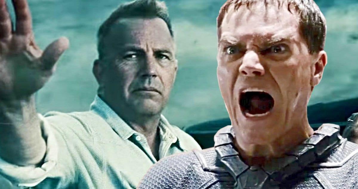 Zack Snyder rompe el chasquido de Zod en Man of Steel y la importancia de Pa Kent
