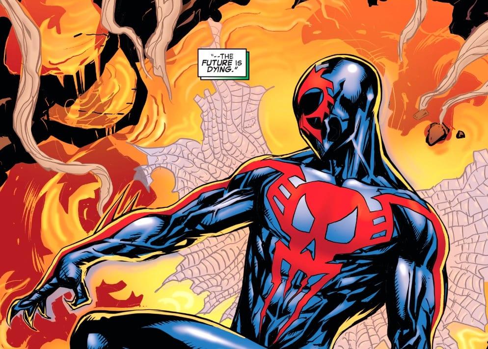 Marvel 2099 regresa en noviembre